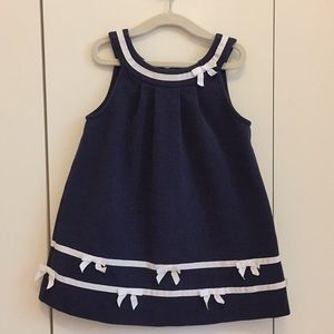 Janie and Jack dress with bloomers